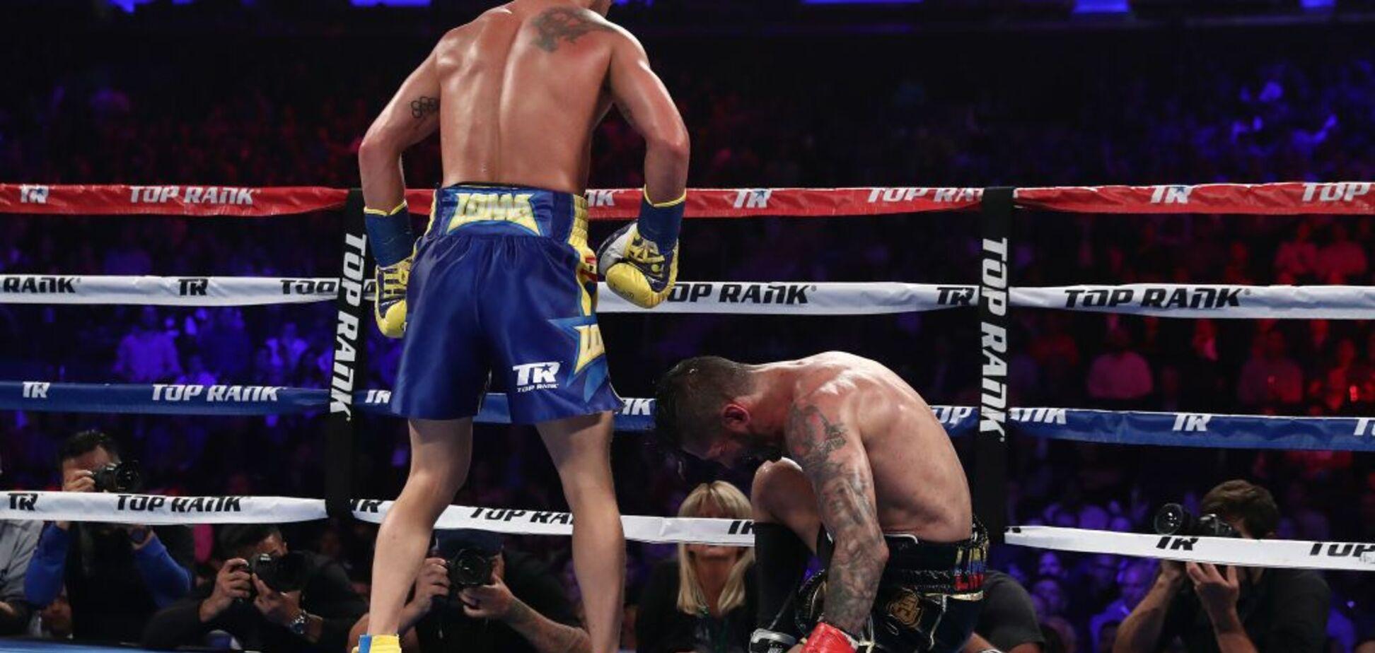 ''Це тупо'': Ломаченко назвав боксера, проти якого не вийде в ринг