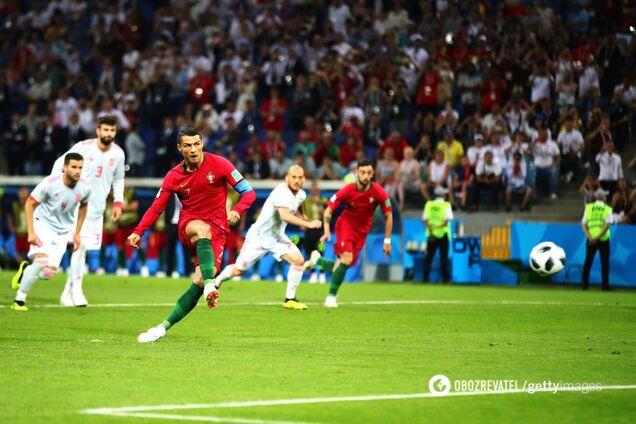 СМИ: Роналду исключили из сборной Португалии за изнасилование