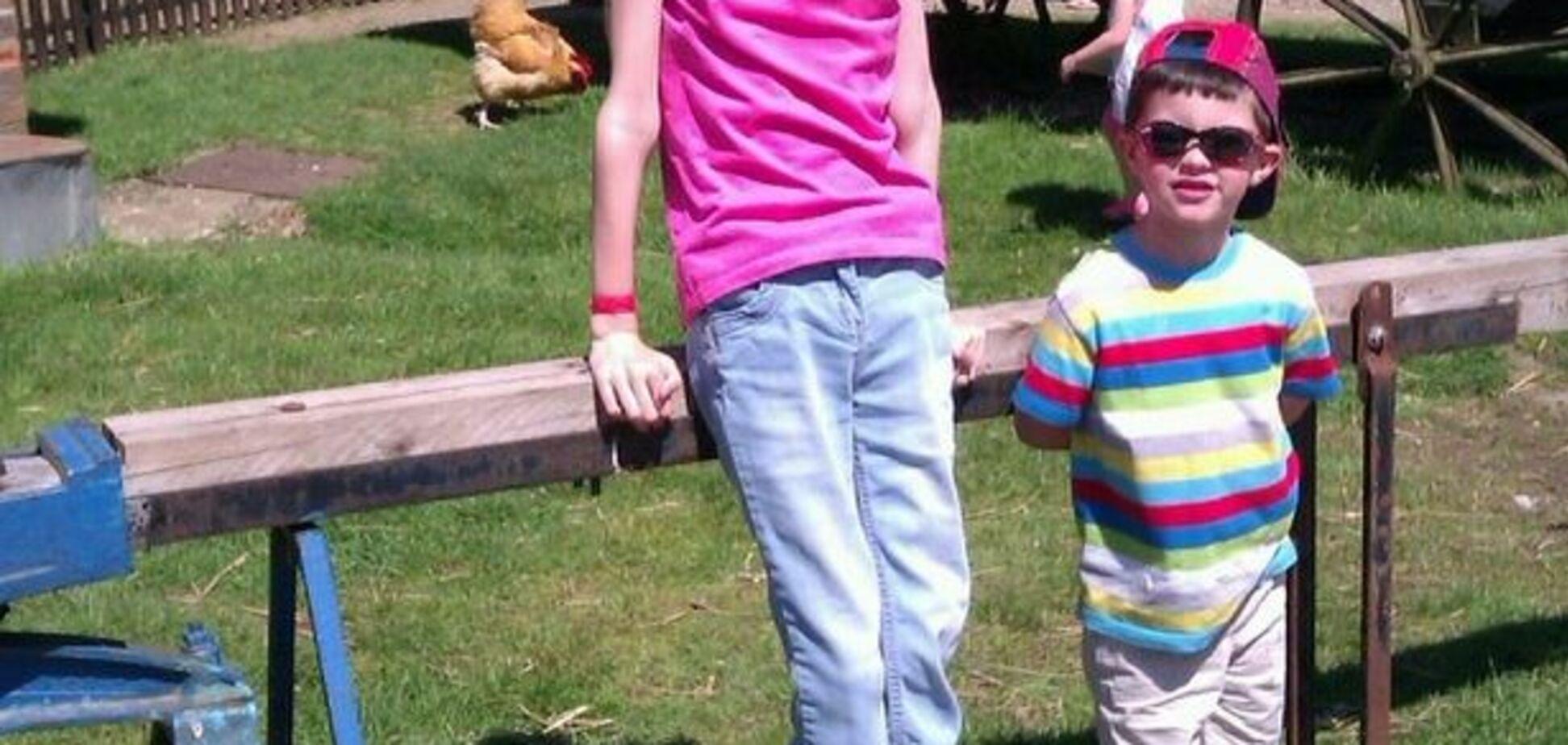 Почти 2 метра: как выглядит самая высокая девочка в мире