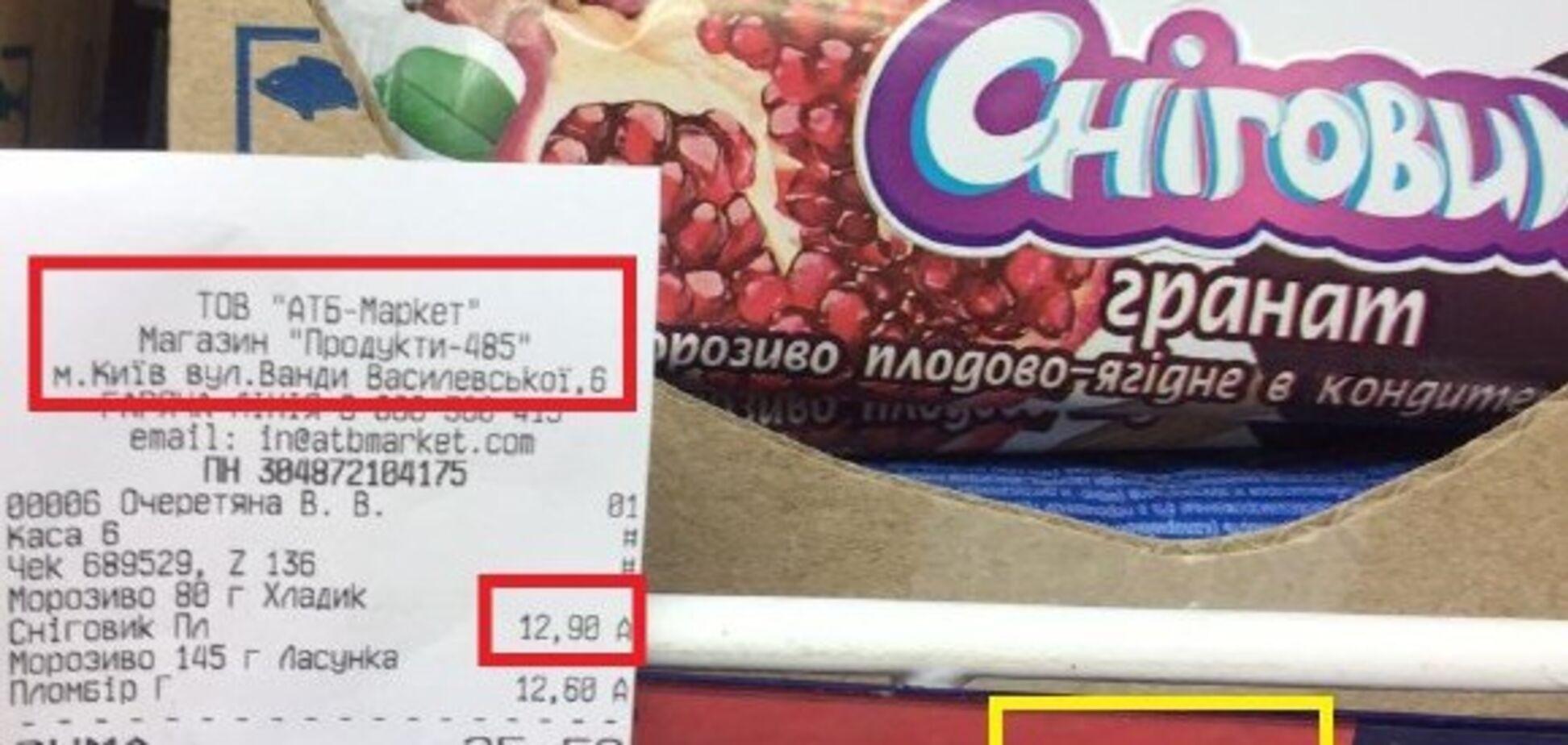 'Ось це маркетинг': популярний супермаркет в Києві викрили в обмані