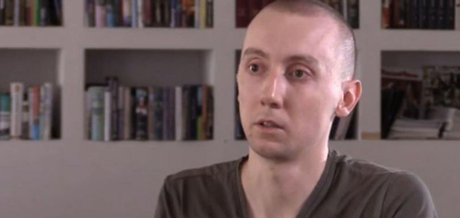 Українського журналіста катують у 'концтаборі ДНР': що про це відомо