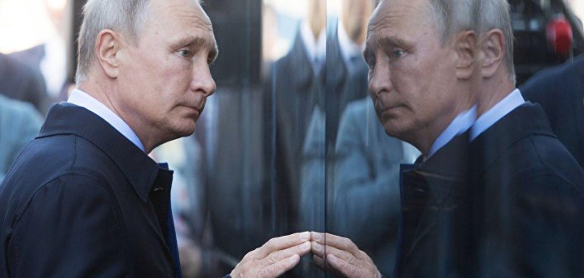 Грязные танцы Путина