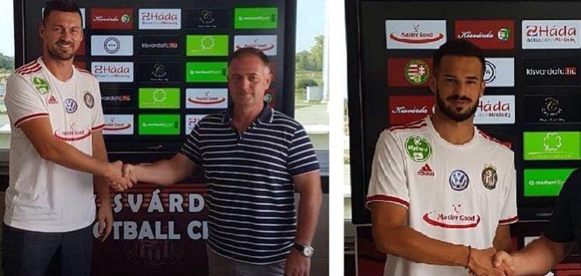 Официально: Милевский подписал контракт с новым клубом