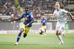 Лейпциг - Заря: онлайн видео трансляция плей-офф Лиги Европы
