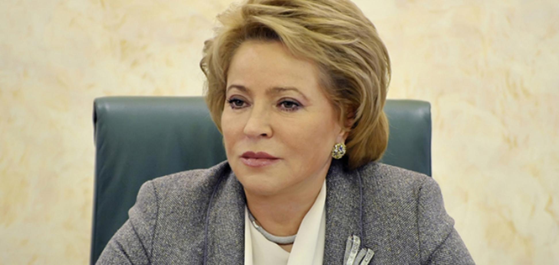 Валентина Матвієнко