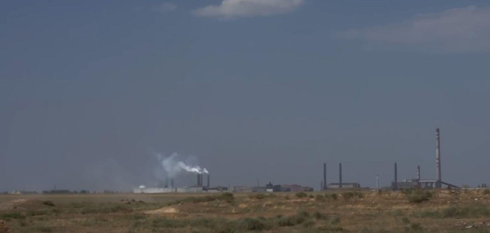 'Ніхто не вірить': з'явився відеодоказ хіматаки в Криму