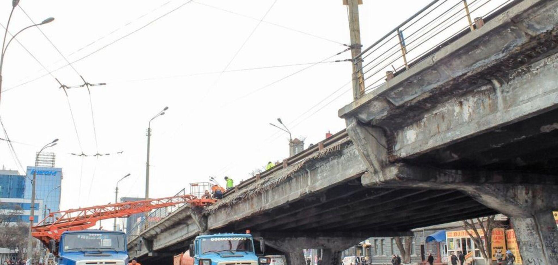 Сговор в тендере: АМКУ взялся за Шулявский мост