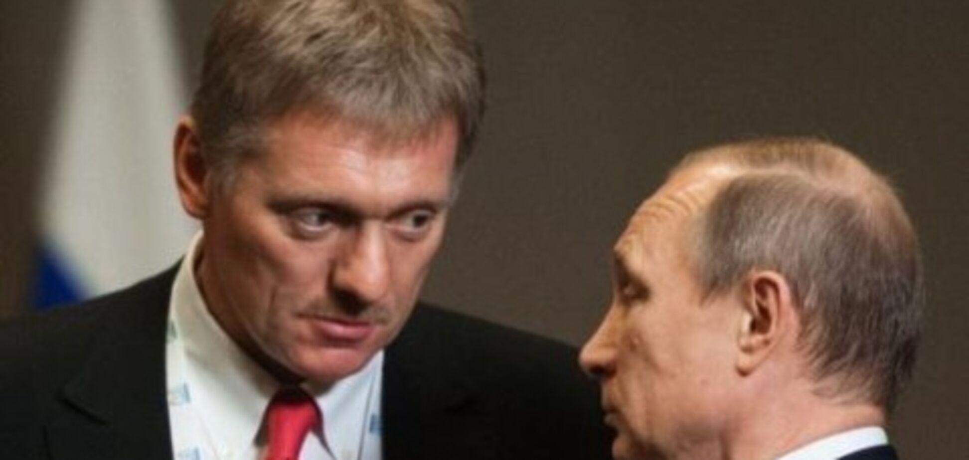 Погрози Путіна Порошенку: Кремль офіційно відреагував на слова Олланда