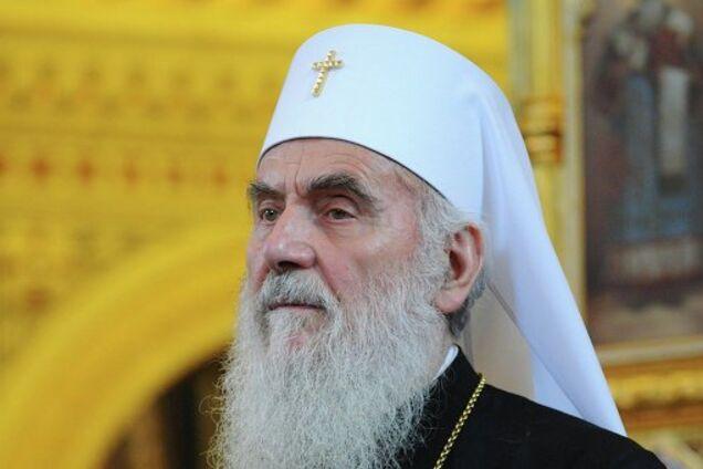 Патриарх Сербской православной церкви Ириней