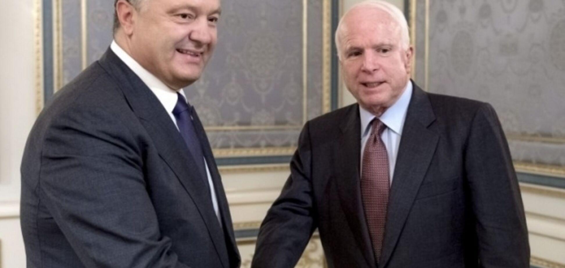 США і НАТО - друзі України: Маккейн передав потужне посмертне послання Путіну