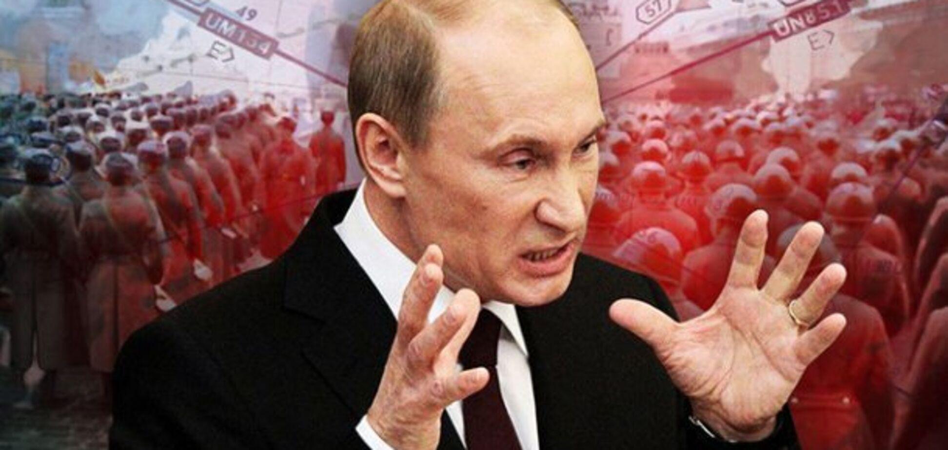 Путин будет двигаться по двум направлениям