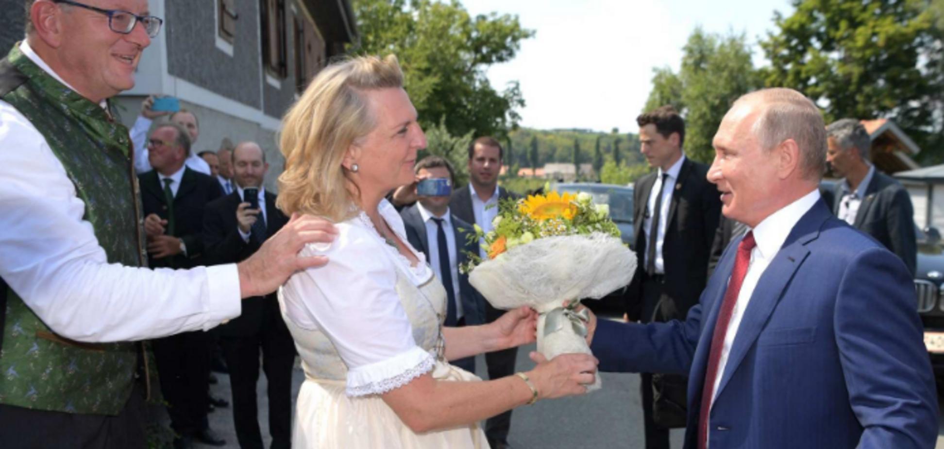 'Вызов здравому смыслу': украинский политик ушел в отставку из-за поездки Путина на свадьбу