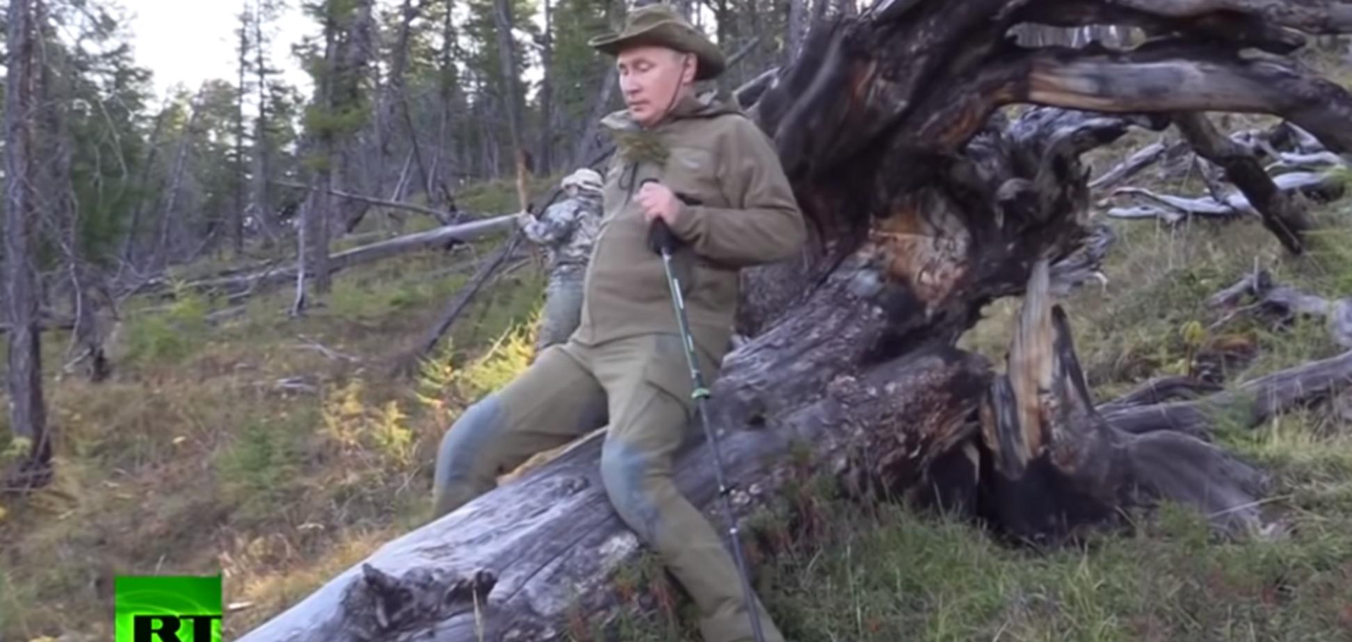 'Путін втомився': дивному відео з президентом Росії дали пояснення