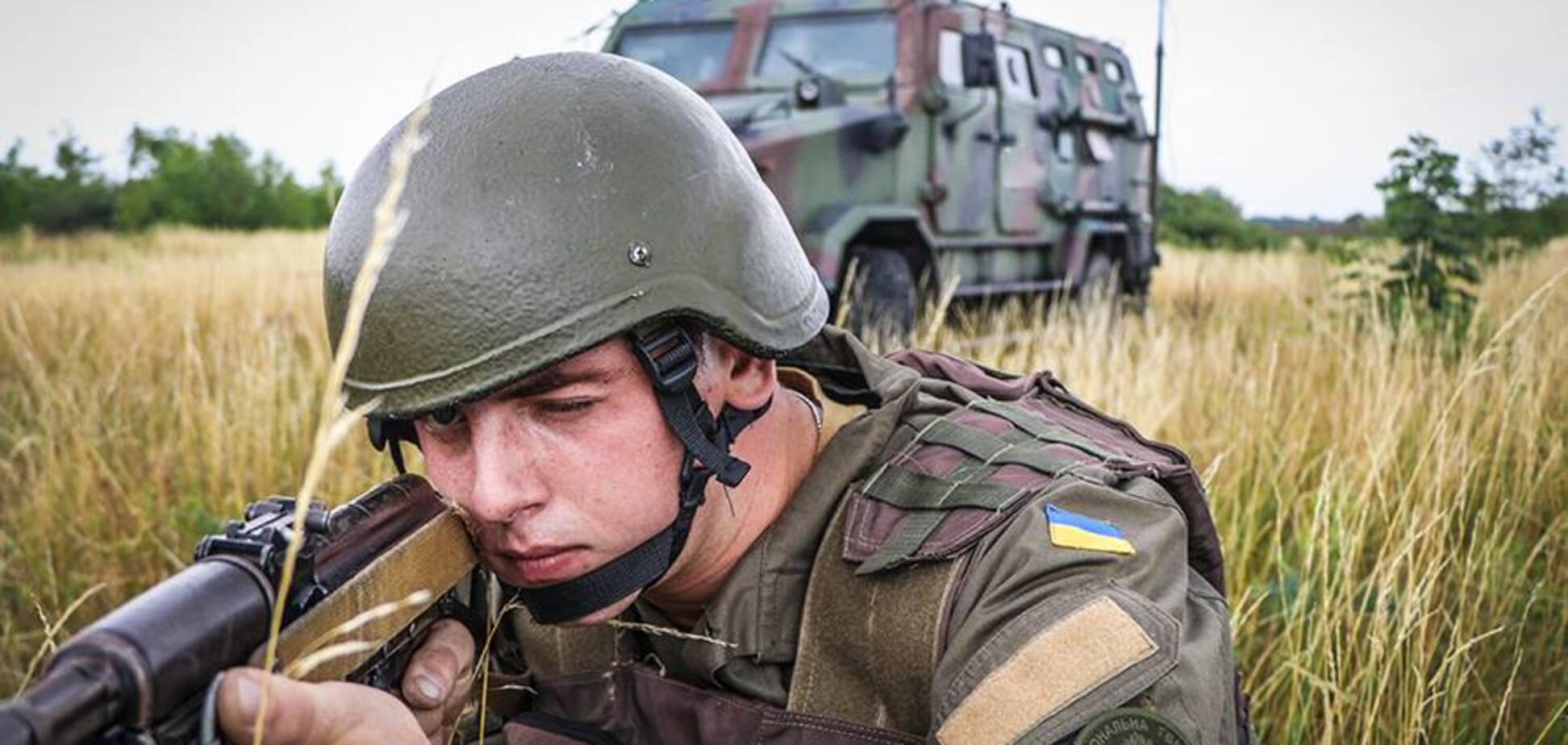 На Донбасі впіймали сімох терористів 'Л/ДНР'