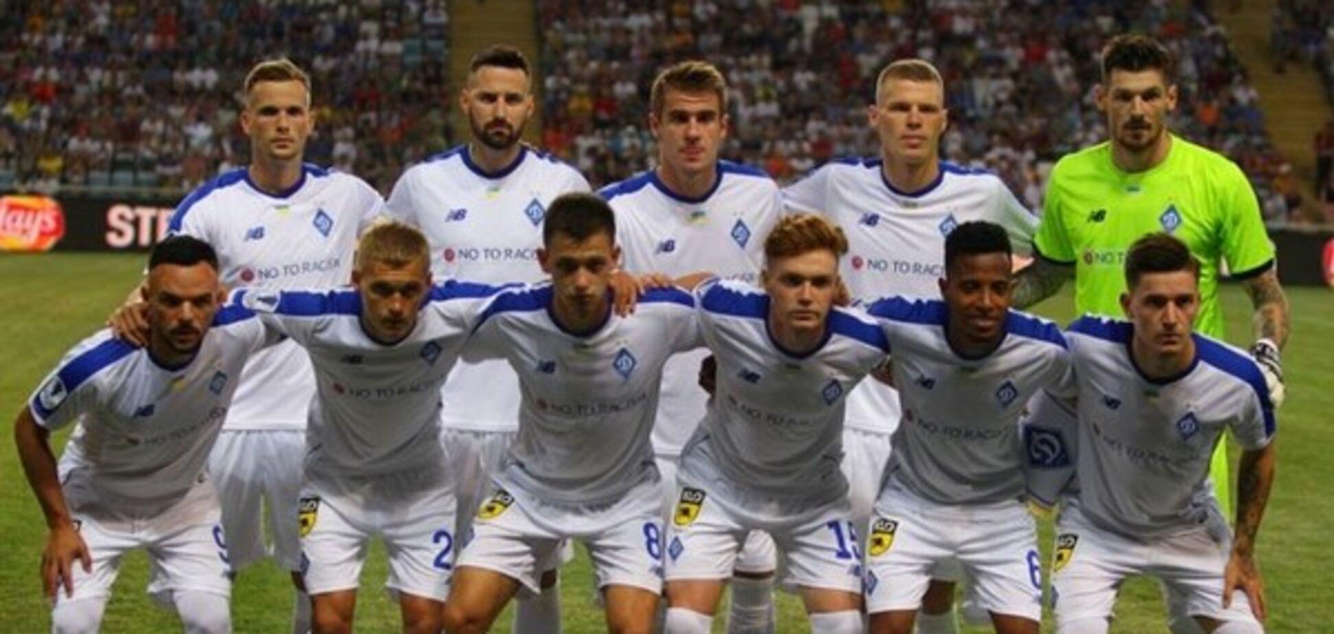 'Динамо' настраивается пройти 'Славию' в Лиге чемпионов