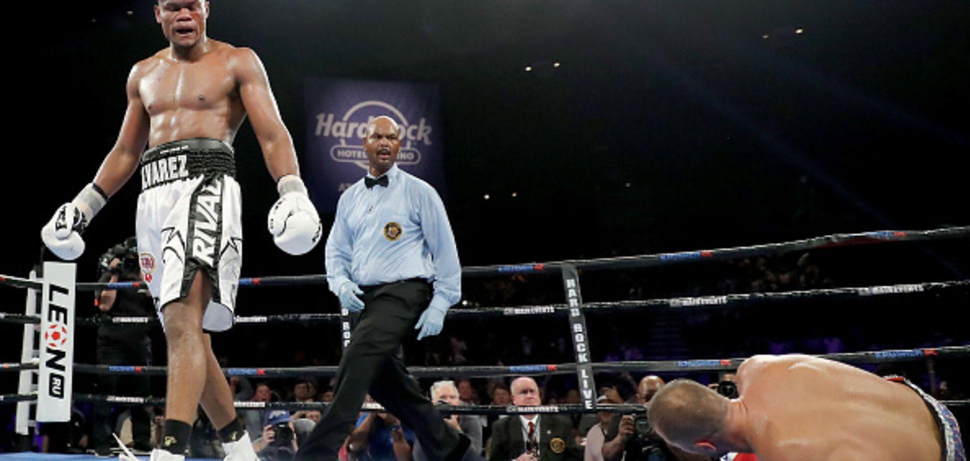 Кращий боксер Росії програв чемпіонський бій жорстким нокаутом
