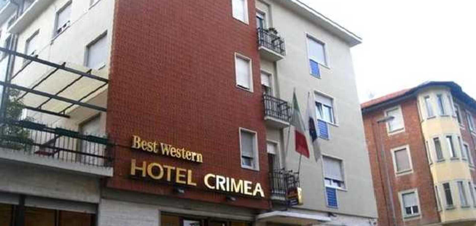 Санкции в действии: из Крыма сбежал последний западный отель