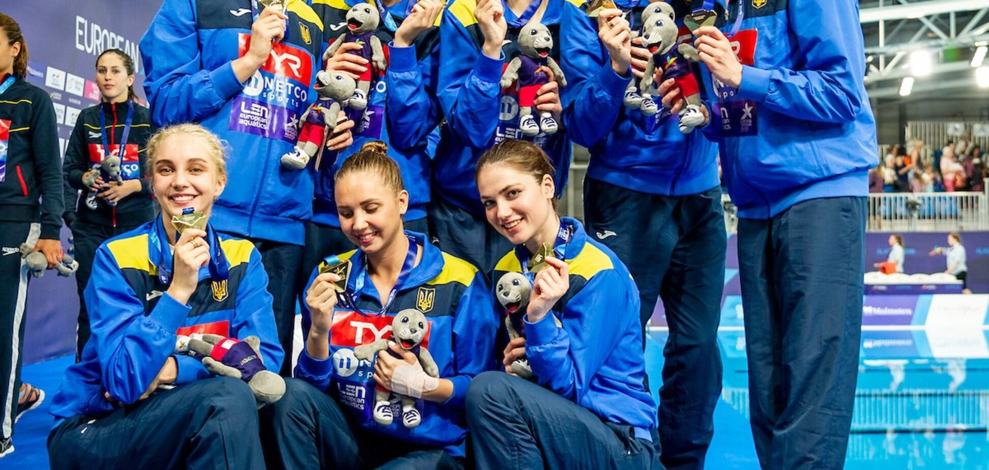 Україна завоювала третє ''золото'' на ЧЄ з літніх видів спорту
