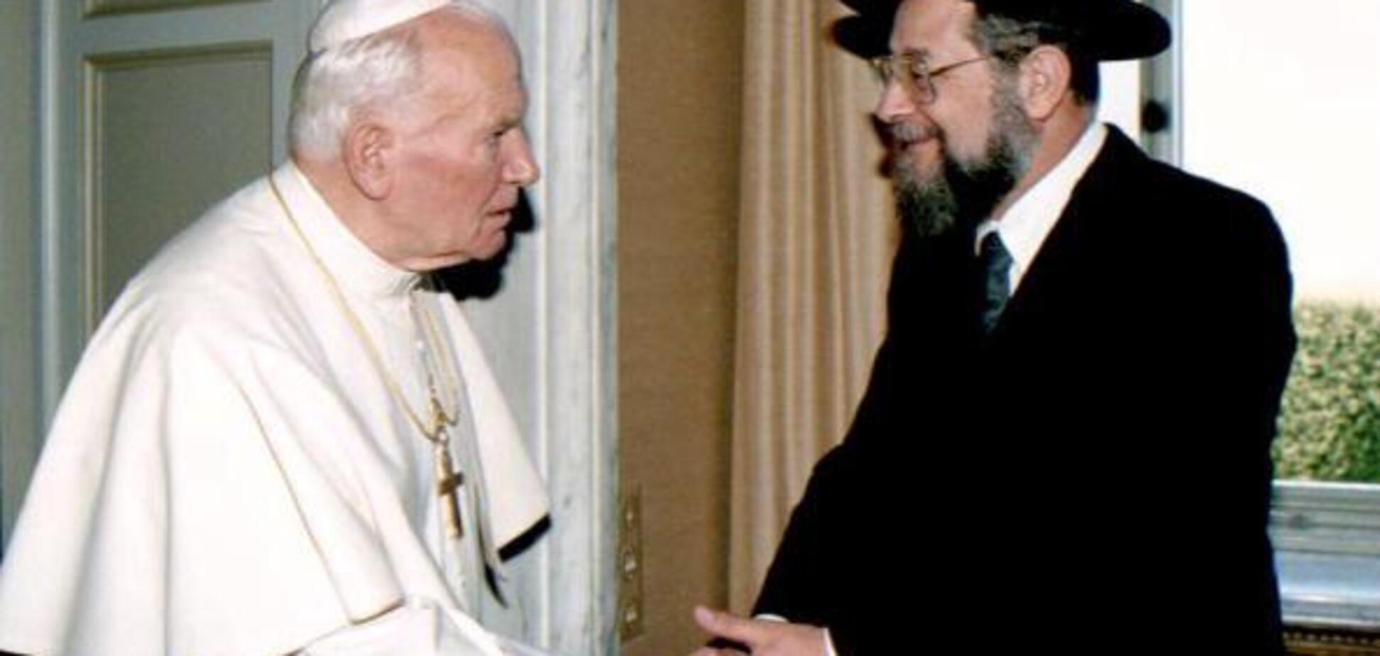 'Папа римский даже знал моего дедушку': история о временах Холокоста