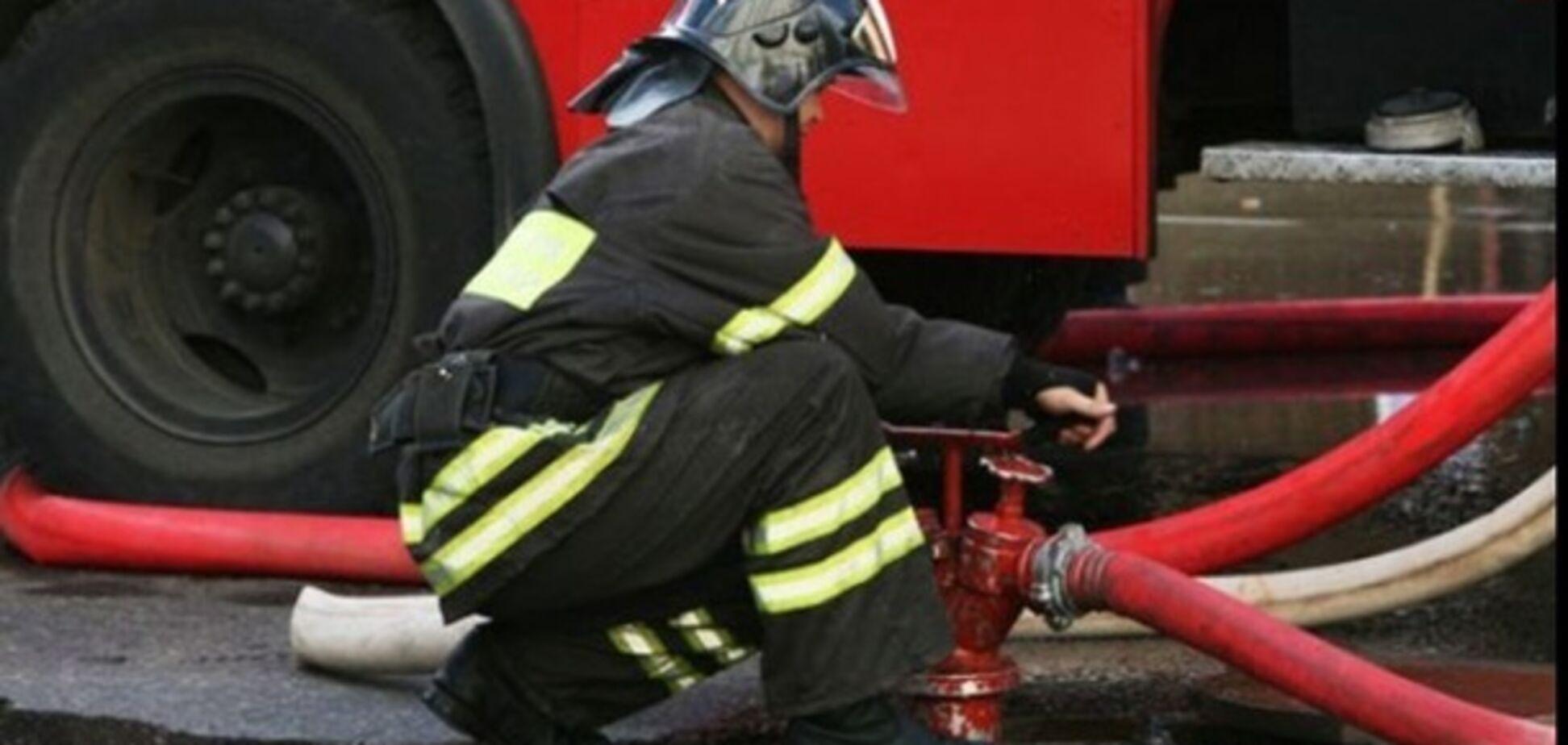 В Одессе вспыхнул масштабный пожар: есть видео