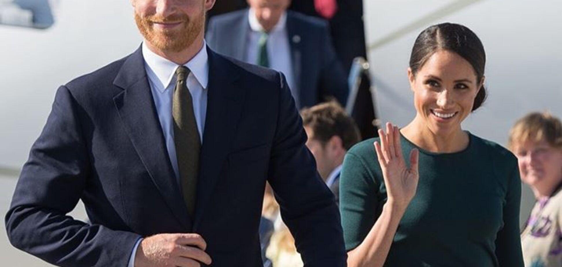 Маркл проглядела? Принц Гарри оконфузился из-за внешнего вида на свадьбе