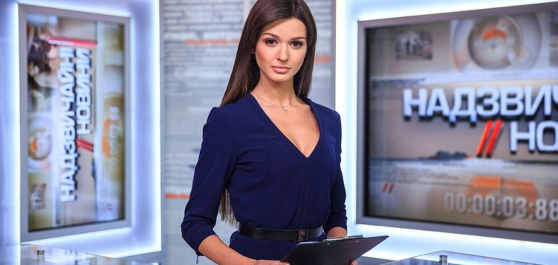 Знайдено чеченський слід: під Києвом напали на будинок телеведучої
