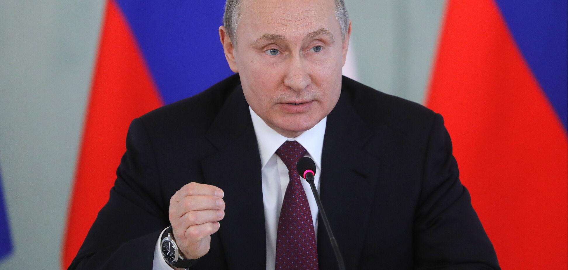 'Гопником и остался!' Действия Путина в отношении россиян высмеяли в сети