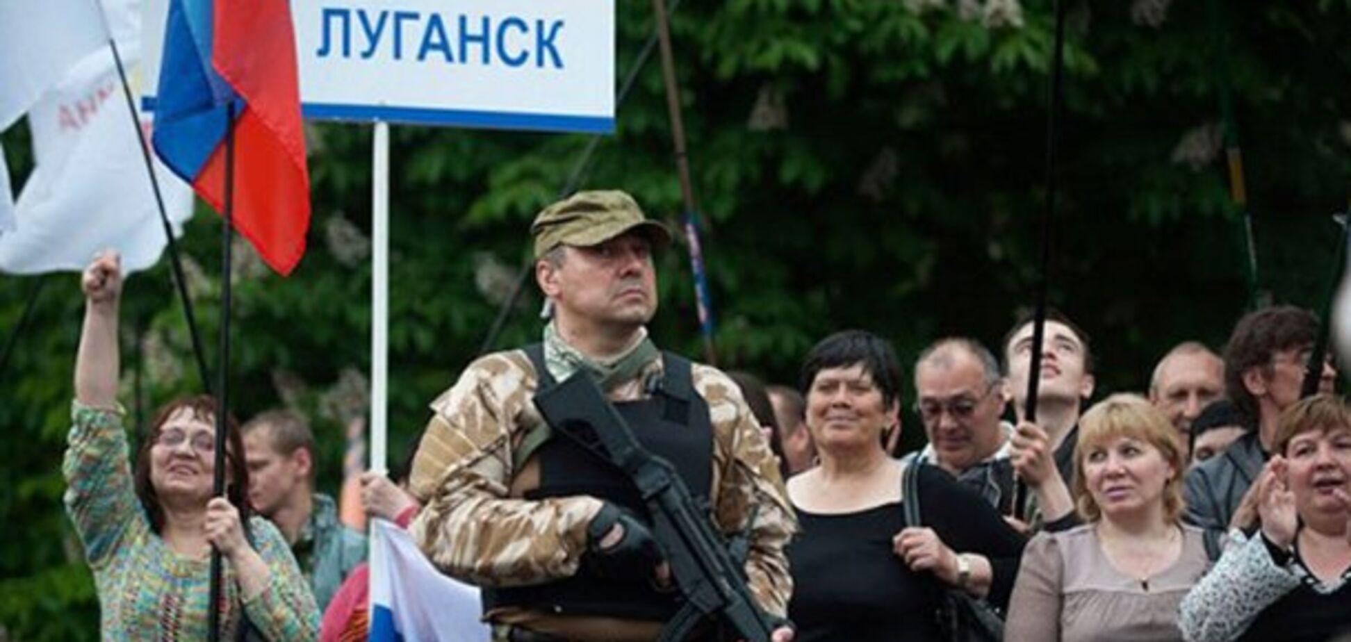 'ЛНР' обезголовили: терористи поскаржилися Кремлю на зачистку