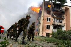 12 лет назад началась российско-украинская война