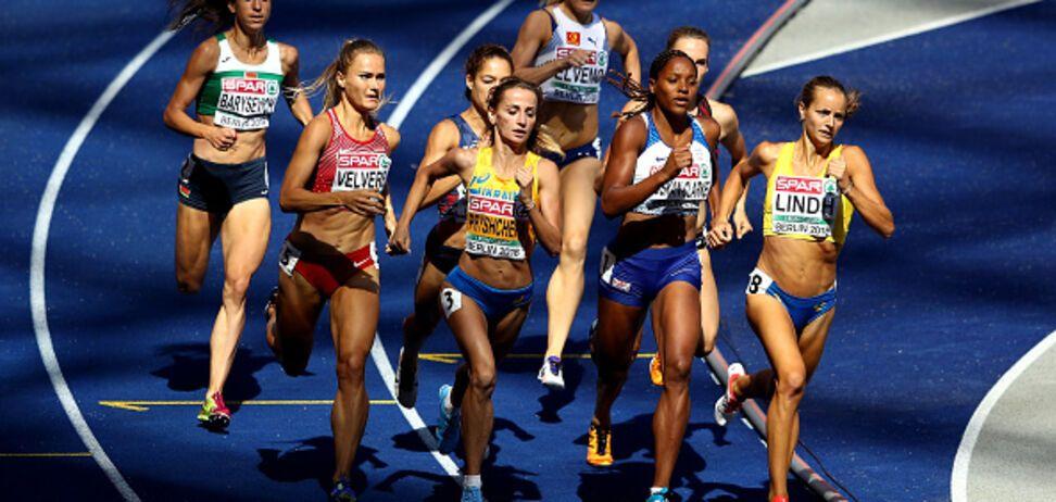 'Респект українці': вчинок нашої легкоатлетки викликав захват у Росії