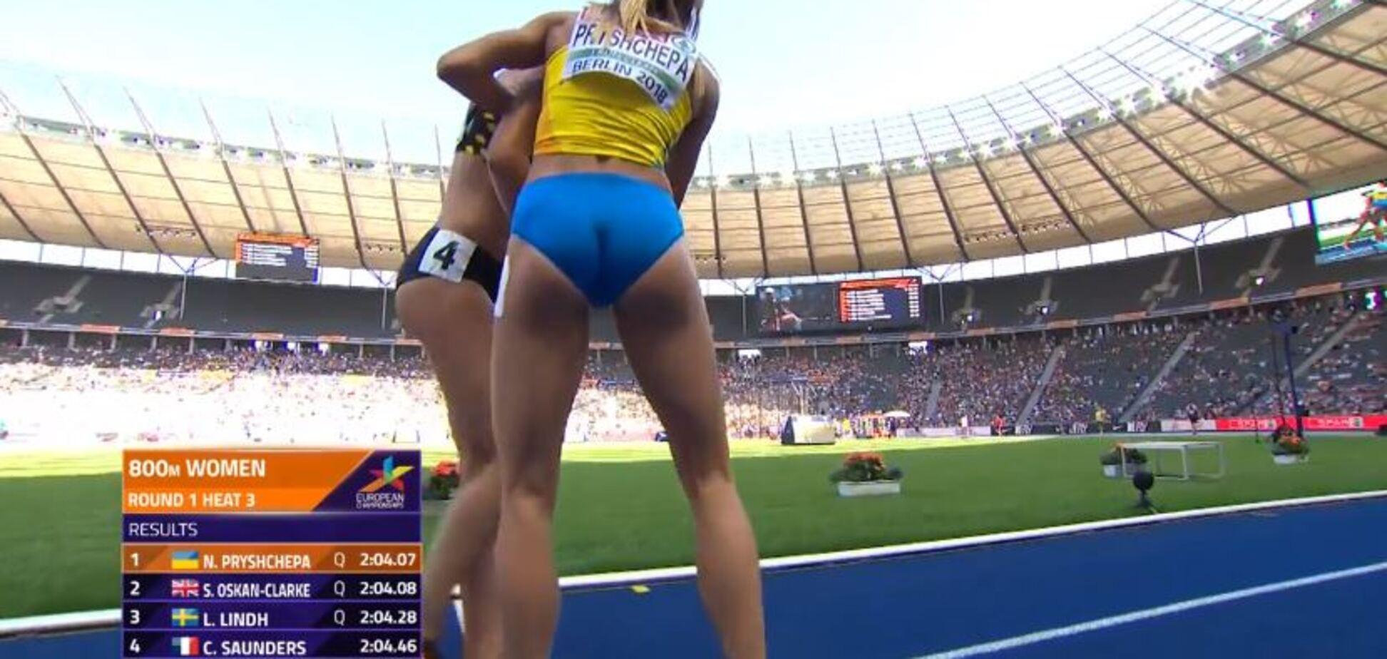Украинская легкоатлетка совершила благородный поступок на ЧЕ
