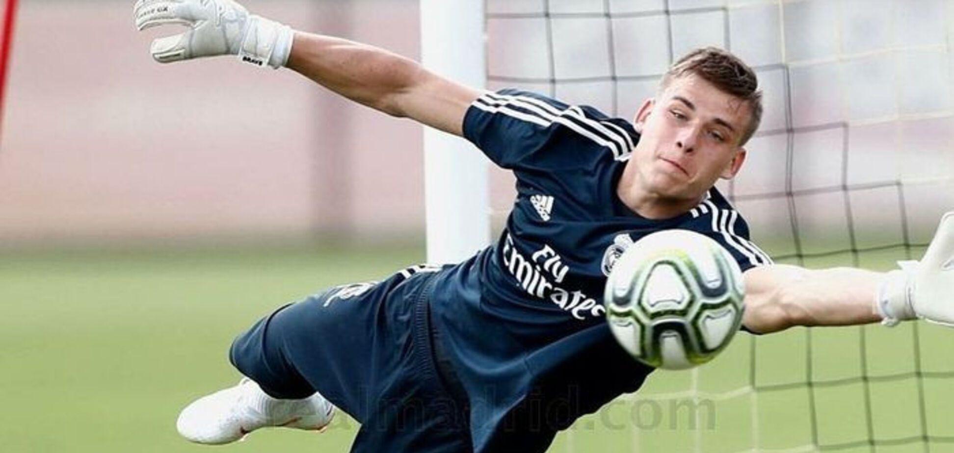 'Реалу' зробили пропозицію щодо Луніна