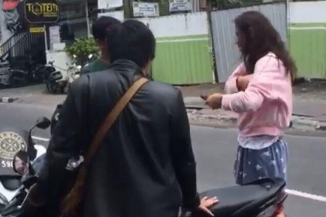 Российская звезда Instagram рассказала, как ее избили на Бали
