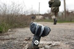 Снаряди не обирають - російський солдат чи мирний житель. Це війна - український партизан