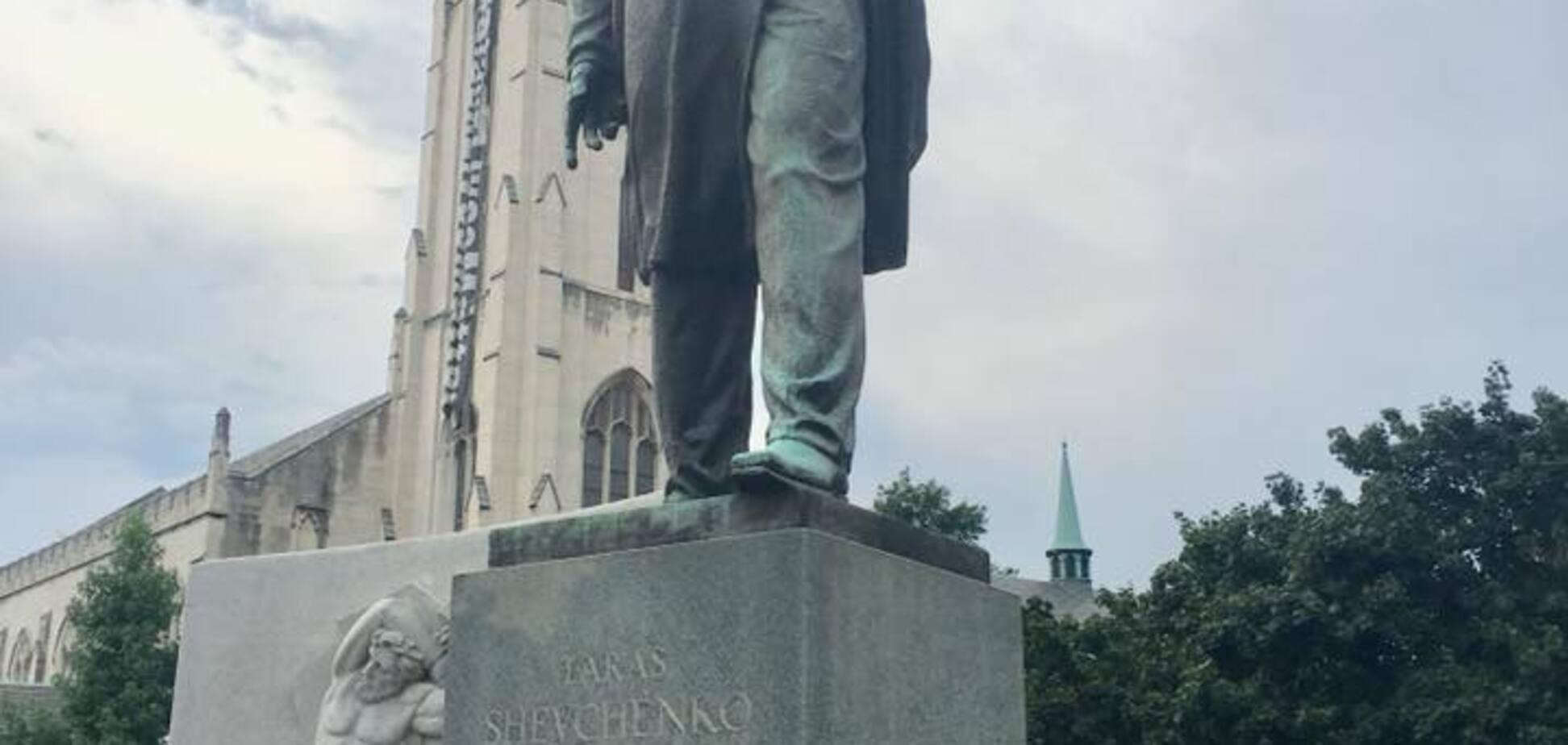Памятник Тарасу Шевченко в Вашингтоне: путь от идеи к воплощению