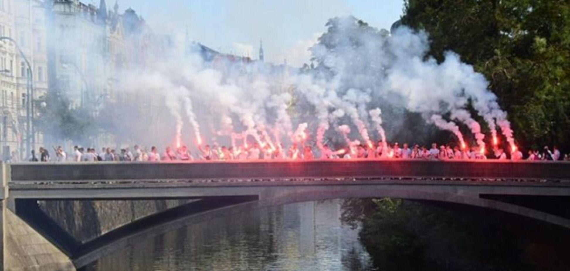 Фани 'Динамо' встановили історичний рекорд на матчі ЛЧ