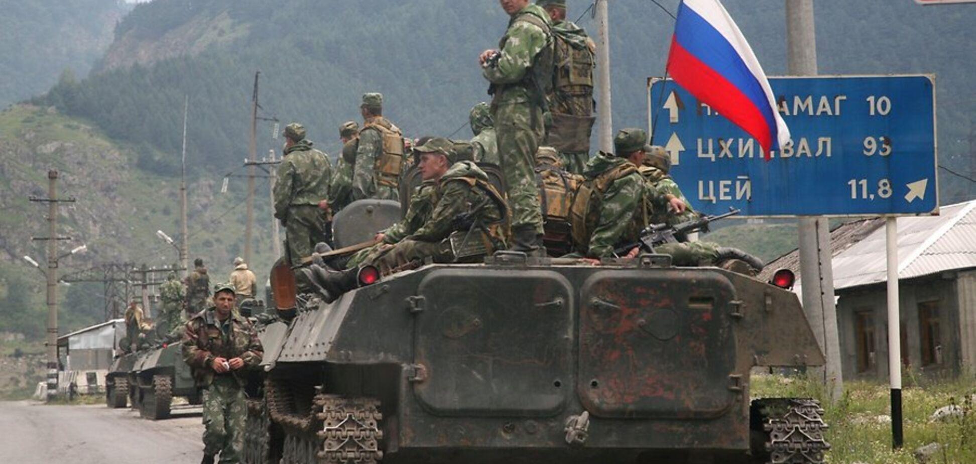 Дозволили зайти на Донбас: Україні дорікнули за 'беззубість' у російсько-грузинській війні