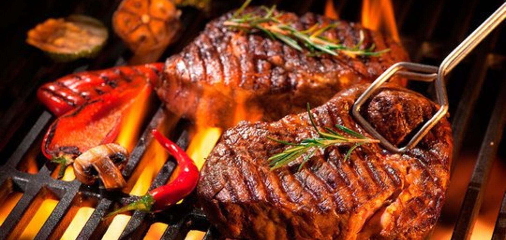 Секреты приготовления мяса и рыбы на гриле
