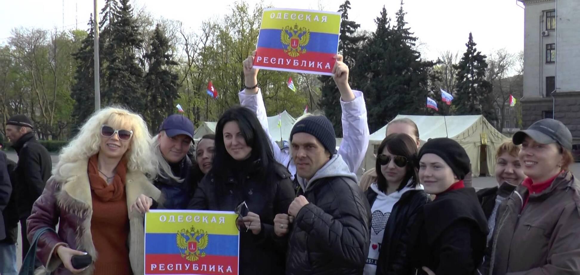 'Путіне, врятуй!' Стало відомо, хто завадив Кремлю створити 'Одеську народну республіку'