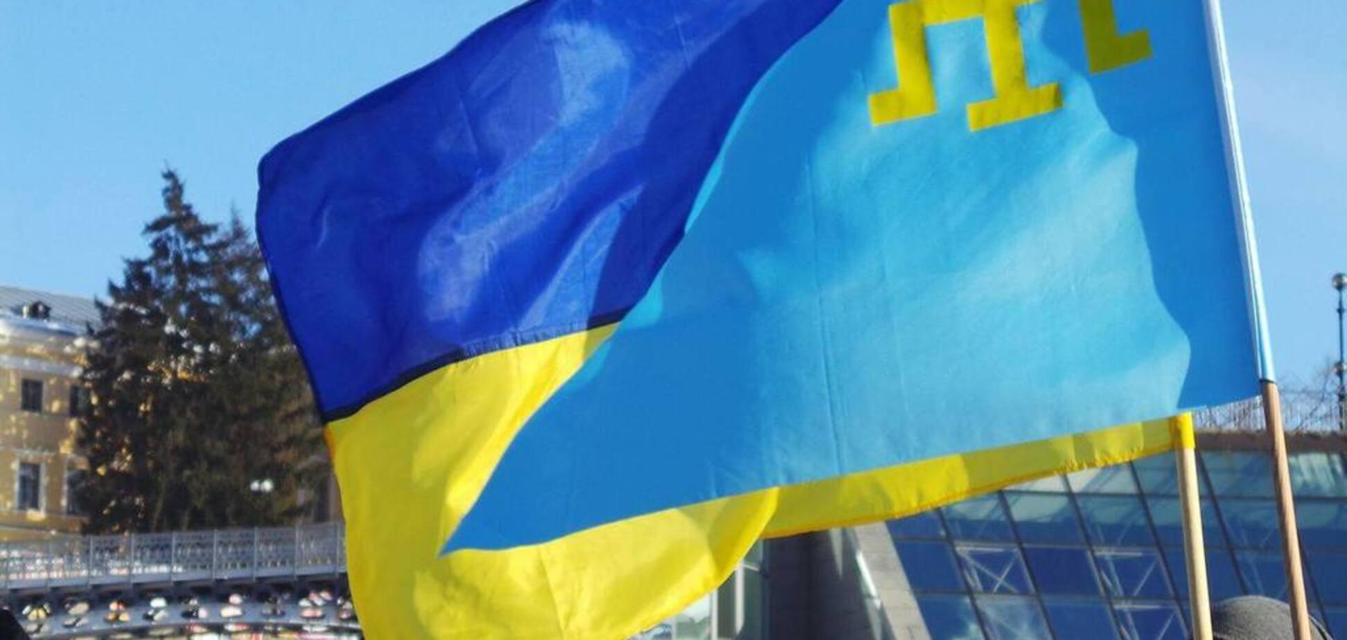 Украинцы и крымские татары: Крым - Украина