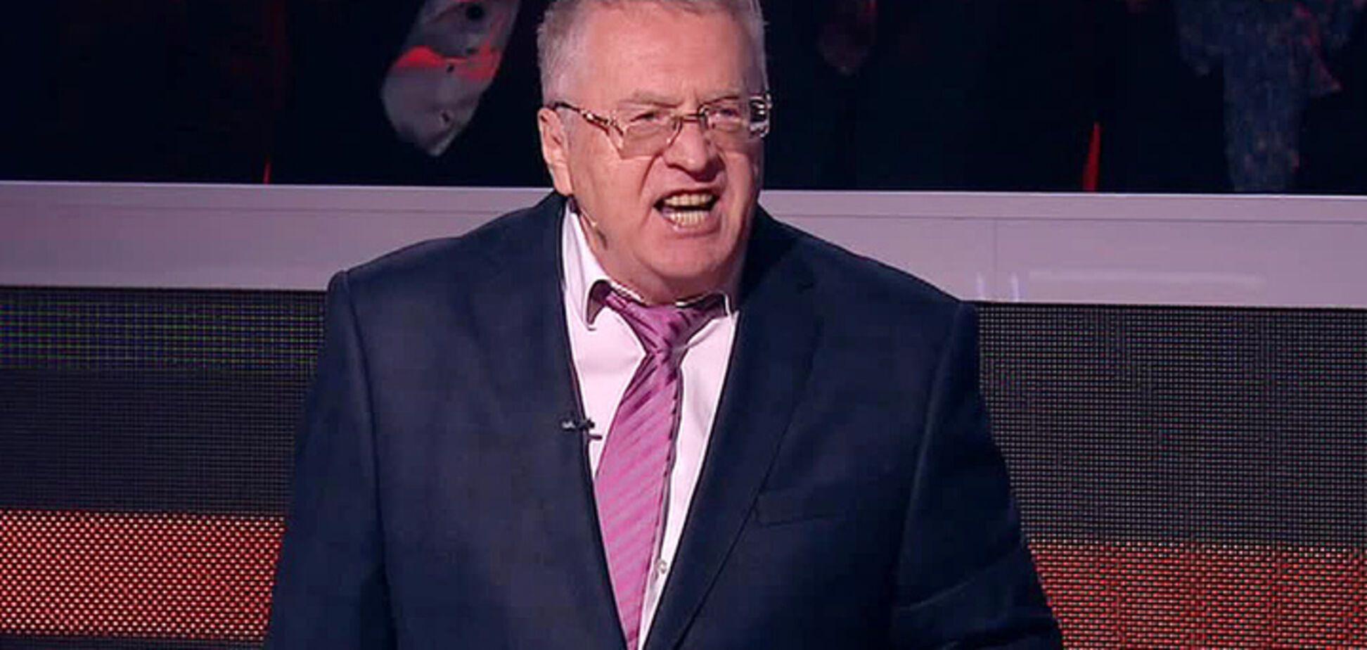 ''Идиот ударился головой!'' Россияне ополчились против скандального Жириновского