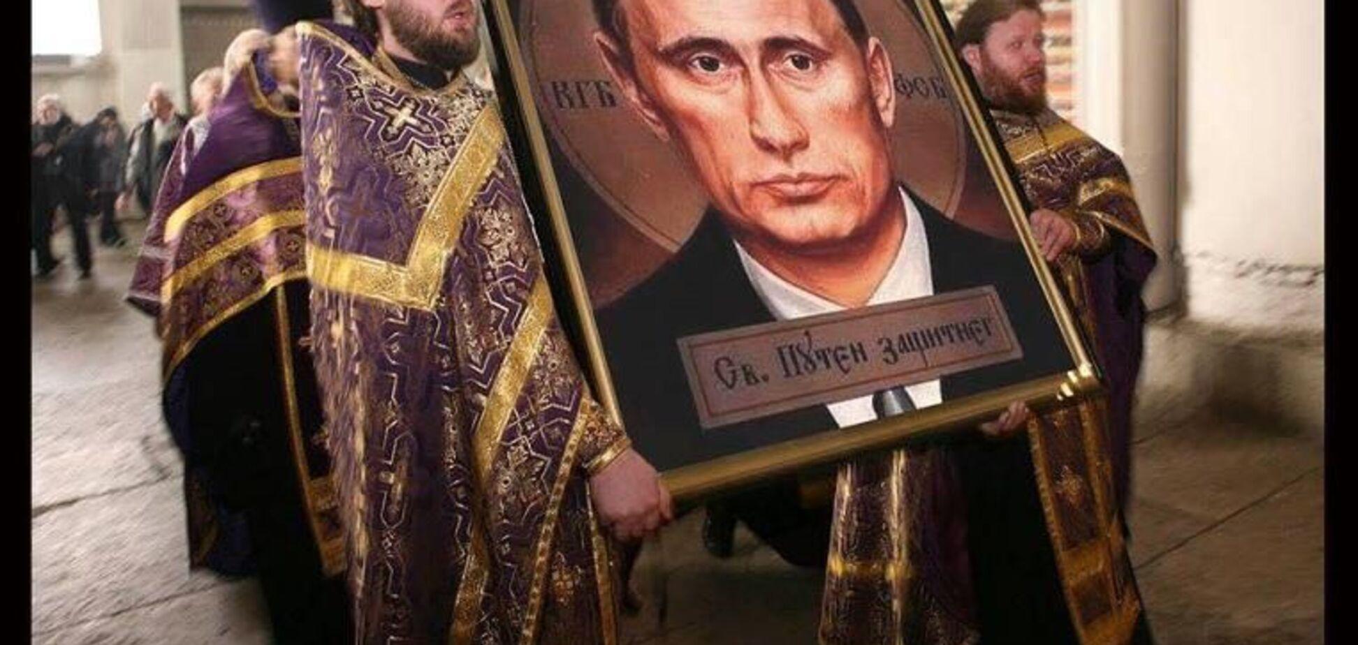 Канонізація Путіна: священик заговорив про смерть президента РФ