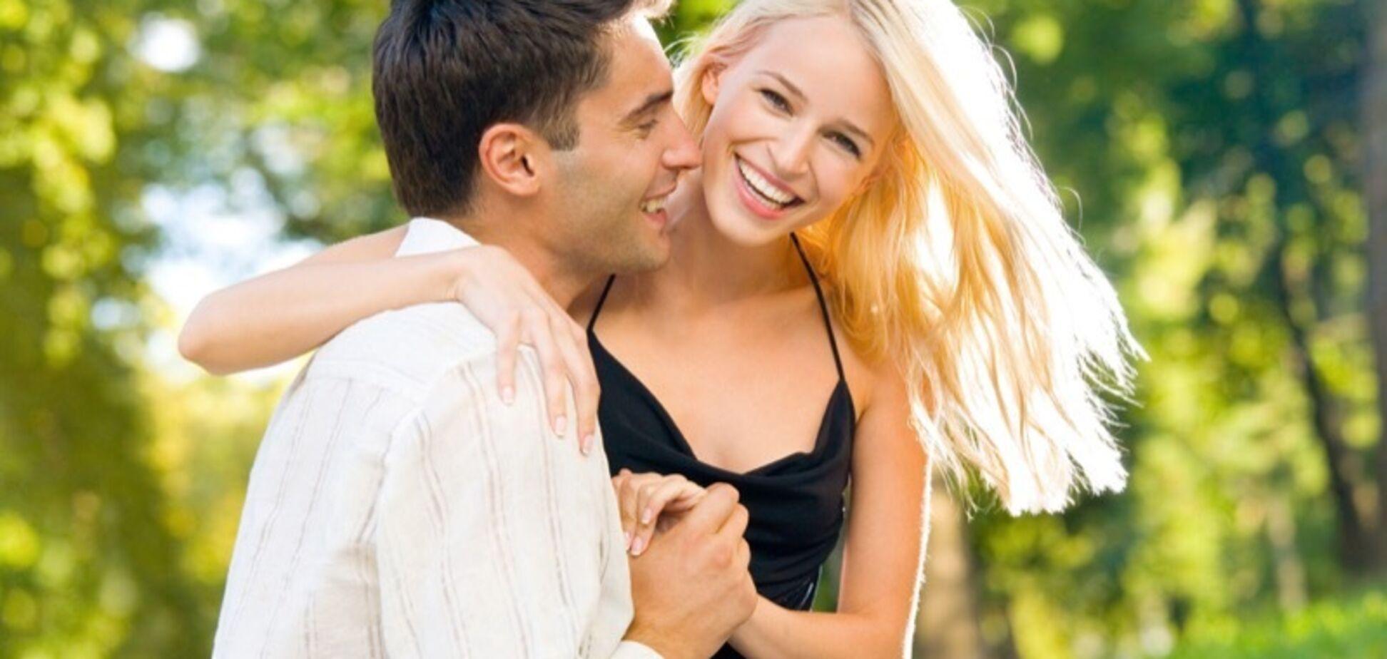 Во что влюбляются мужчины?