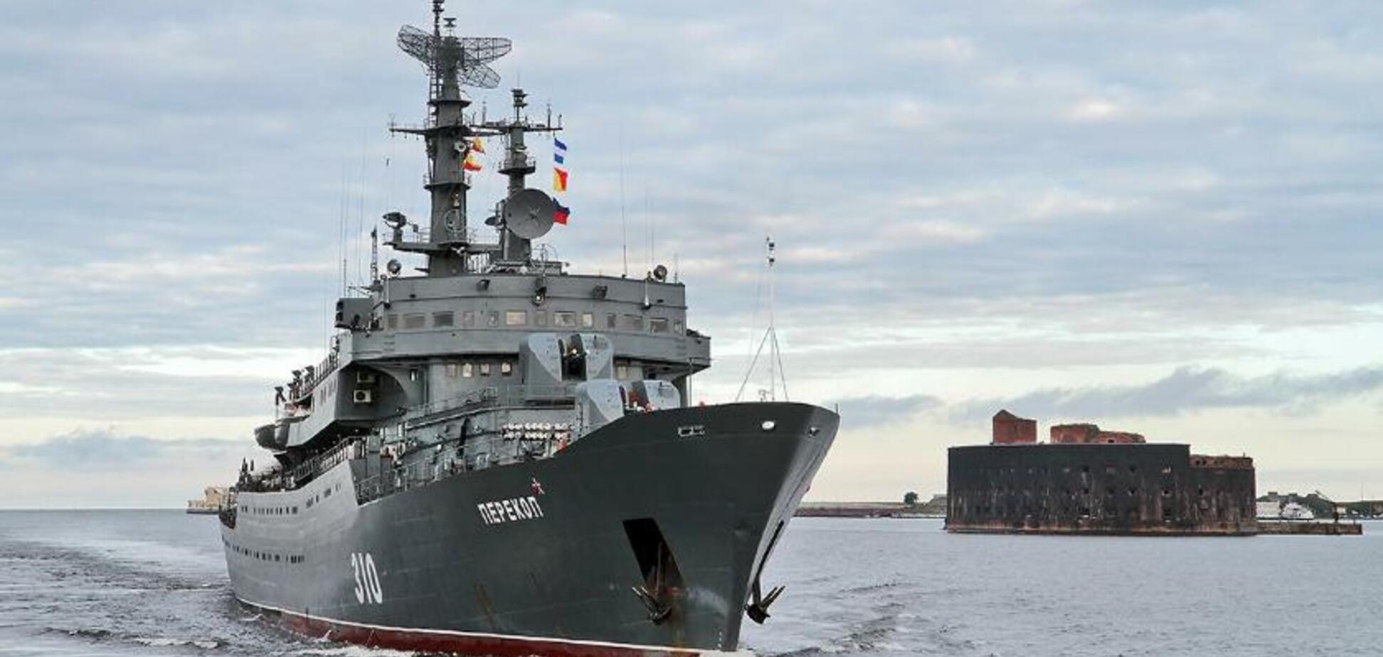 Кораблі підходять впритул: ситуація в Азовському морі загострилася