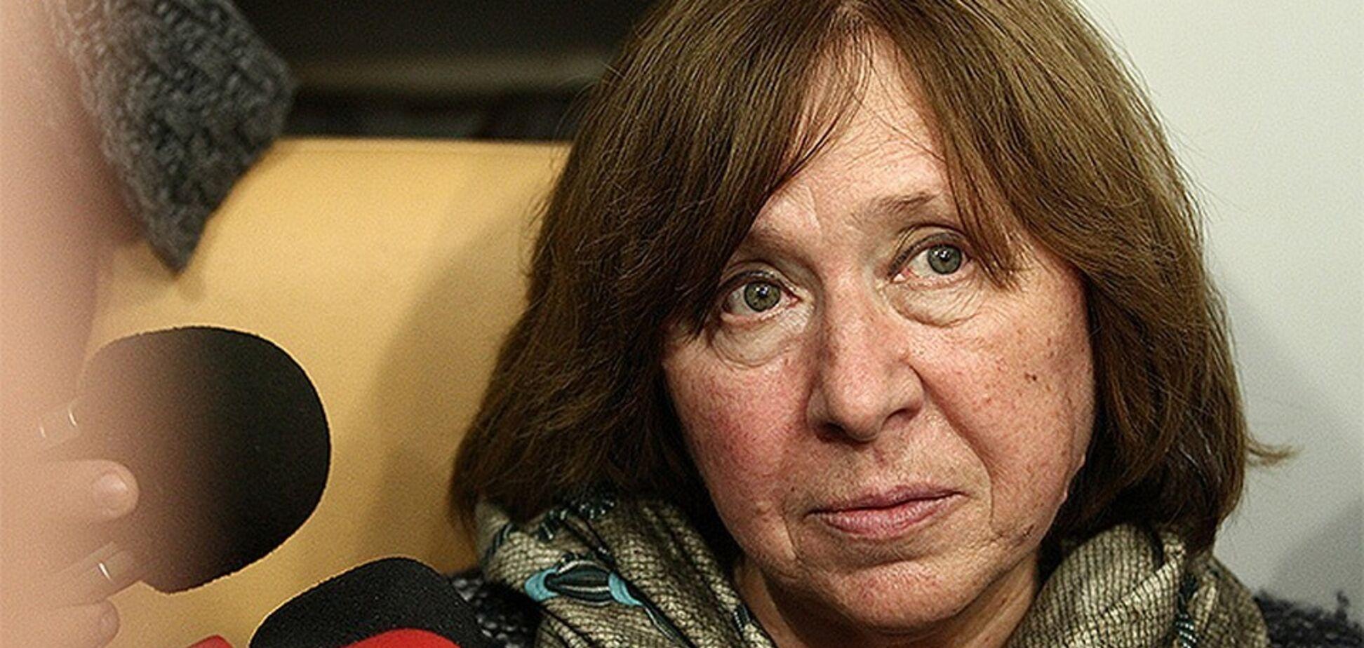 В Одессе отменили выступление нобелевского лауреата: чем Алексиевич разозлила украинцев
