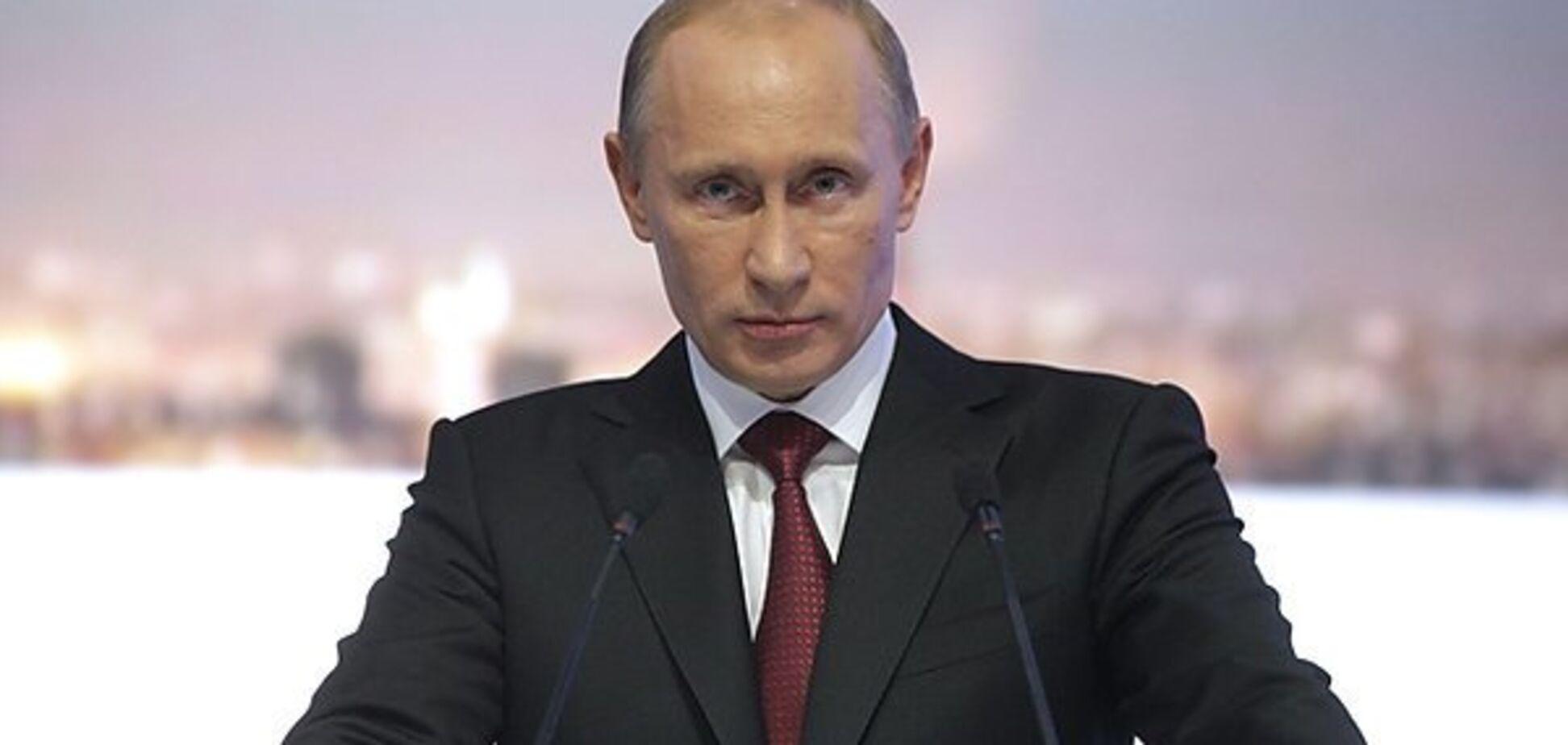 О, диво! Путін раптово 'доріс' до майже 2-метрового актора