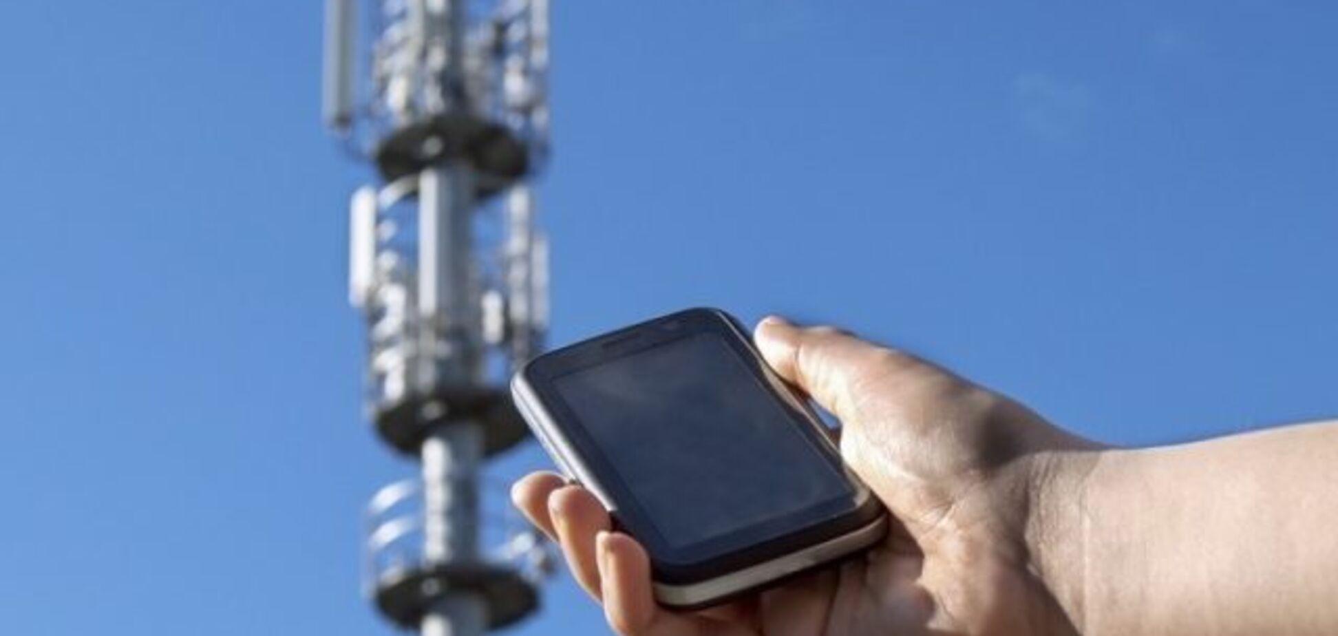В 'Л/ДНР' снова пропала мобильная связь