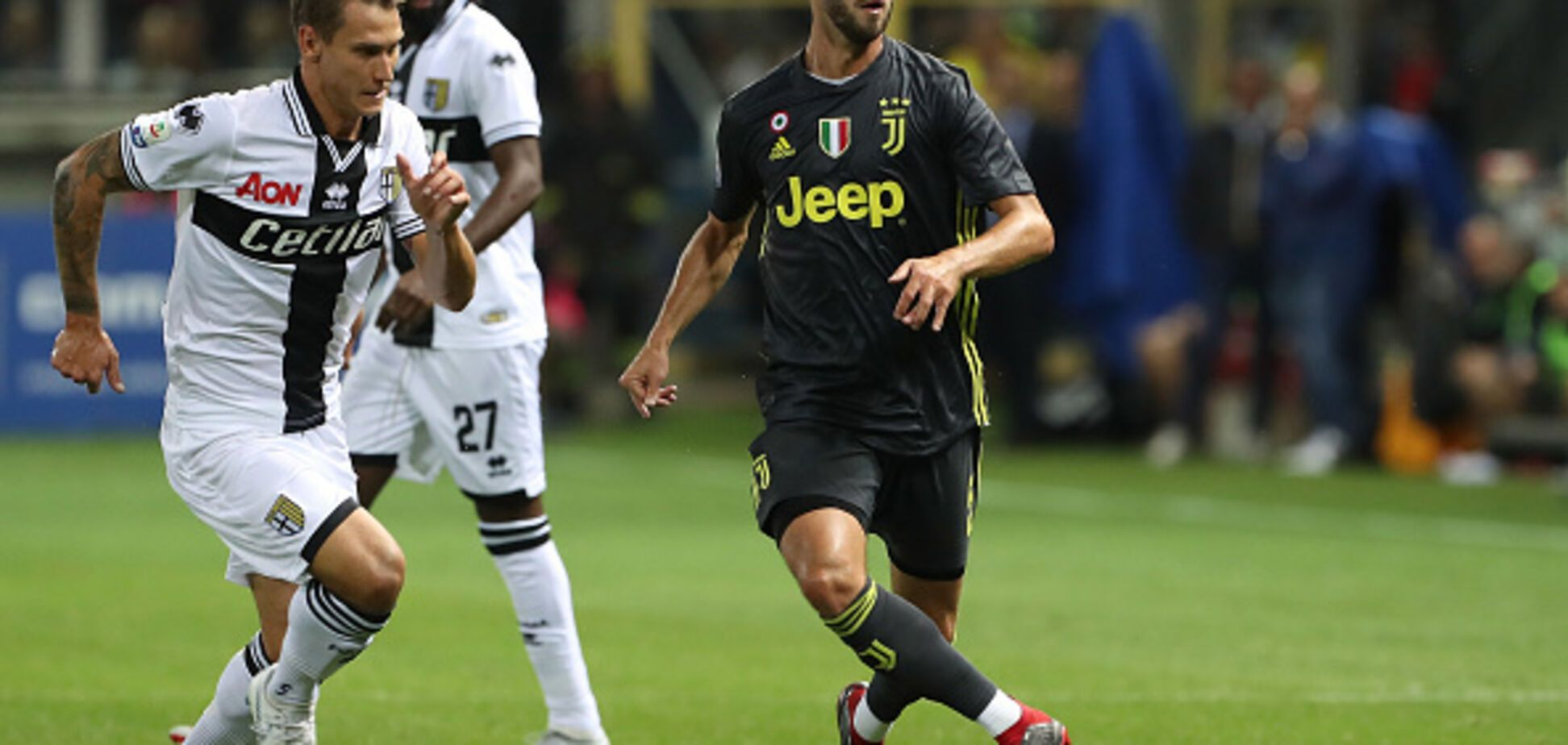 'Ювентус' насилу розправився з зухвалим новачком чемпіонату Італії
