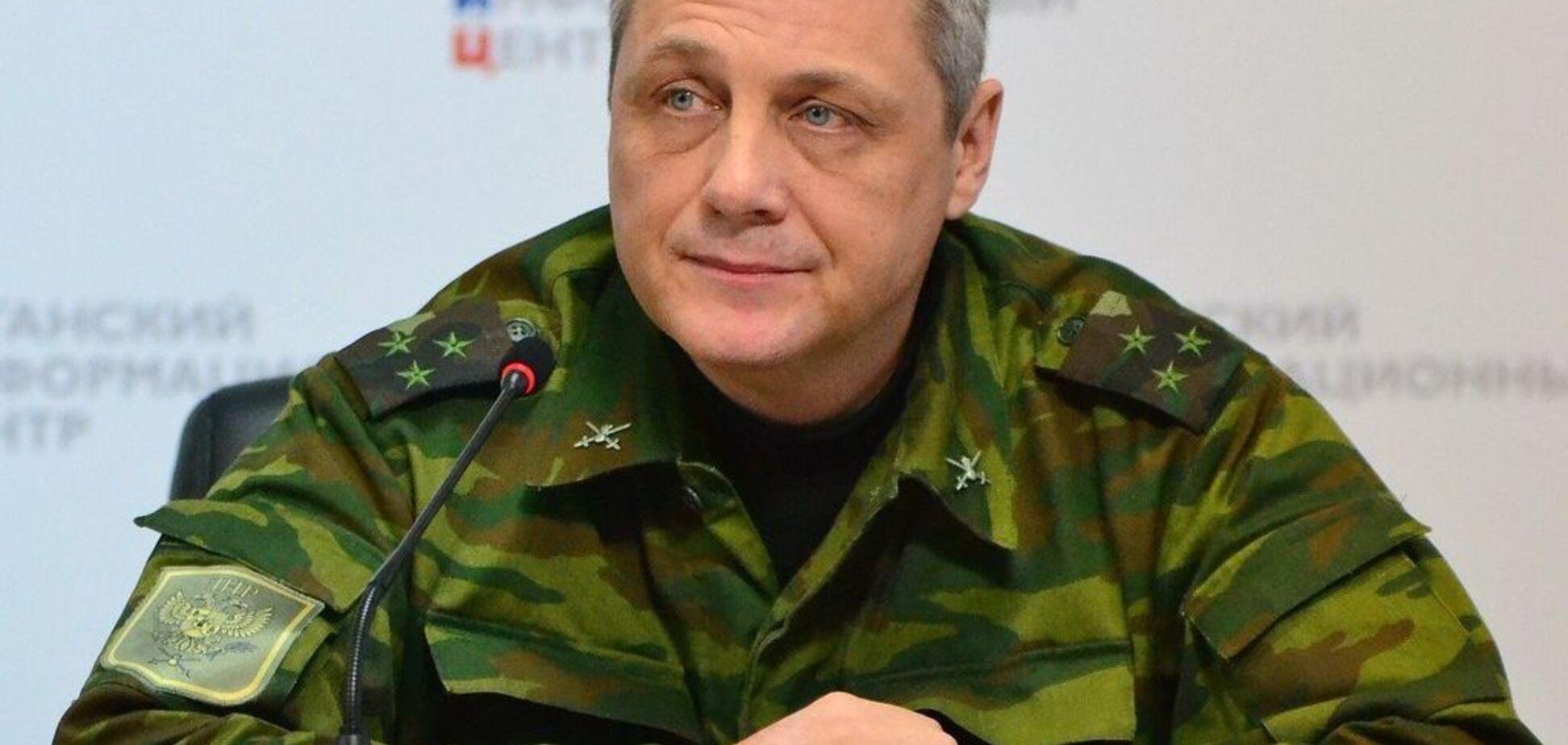 Главарь 'ЛНР' сбежал после убийства Захарченко