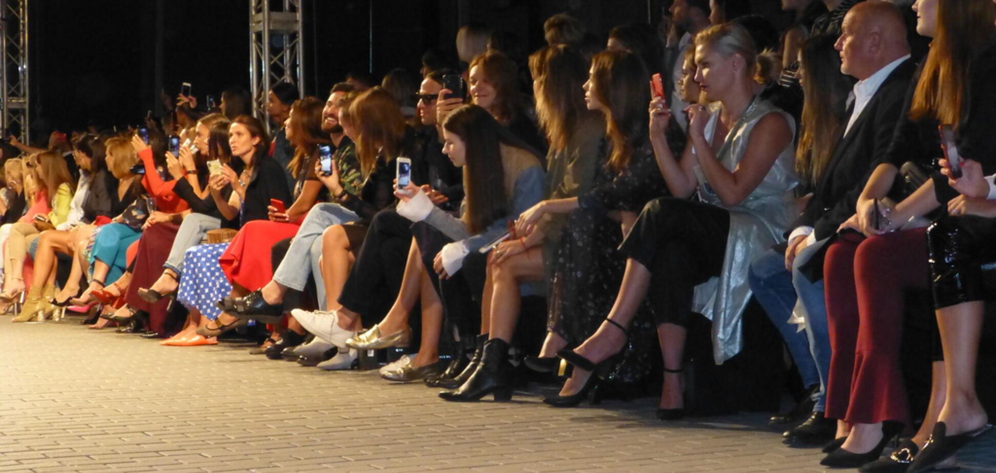 Ukrainian Fashion Week: топ-7 модных нарядов от украинских звезд